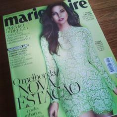 365/150 - Acabei de ler a revista que ganhei da parceira aqui do blog océane femme.