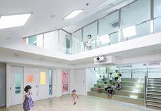 Gallery of Tetris Nursery / IROJE KHM Architects - 14