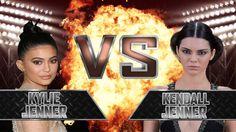 Kylie Jenner VS Kendall Jenner: YouTubers Decide