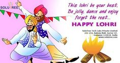SoluTree Tech Labs wishes you Happy Lohri and may your life be as colourful and joyful as the festival of Lohri