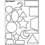 Coloring Pages   crayola.com - 44 free printables with pictures, shapes, frames, games, fill ins (on my bookshelf, window, toybox, flowerstems, what's in the sky, for lunch, in the water, etc.)
