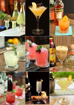 Wrapping Up a Year of Cocktails and Plans for a Party!
