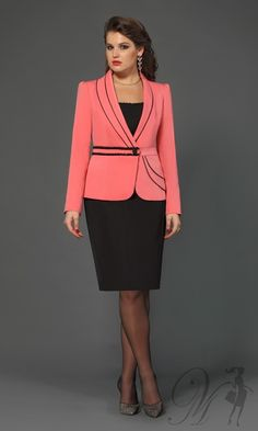 Office Dresses For Women, Suits For Women, Clothes For Women, Fashion Wear, Fashion Dresses, Business Dresses, Business Attire, Mob Dresses, Dress Suits