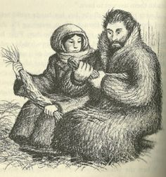 31 Things We Learned From Laura Ingalls Wilder  For those who didn't grow up in America in the Olden Days, the Little House books were rife with fascinating information.    4. Hay can be twisted into sticks as a substitute for wood.  It cuts your skin open though.