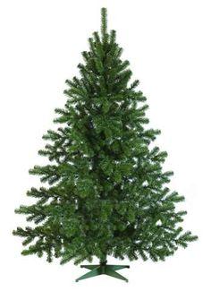 Weihnachtsbaum Standard 210x140 cm (H/Ø), grün.