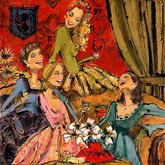 women   wine