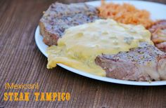 Steak Tampico....copycat recipe from Arriba (in Phoenix, AZ)