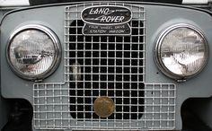 Land Rover - Four Wheel Drive Station Wagon