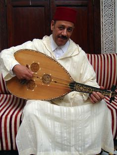 THE VIEW FROM FEZ: The Oud at the Fez Festival - More Than Just Music