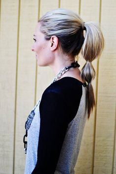 Whip it Real Good: 7 Striking Ways to Style Your Ponytail Photos | Whip it Real Good: 7 Striking Ways to Style Your Ponytail Pictures - Yahoo! She Philippines