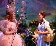 Wizard of Oz.............Judy Garland & Billie Burke
