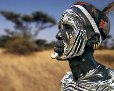 Biwa - Lower Omo Valley, Ethiopia [Explored] by david schweitzer, via Flickr