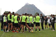 BotafogoDePrimeira: Pimpão e Gegê são poupados de treino na reapresent...