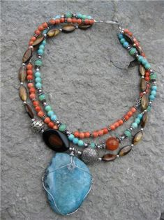 Mayan Breastplate Necklace - Michael's