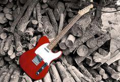 Fender Telecaster Custom Shop - :: La Souris Plate.com :: Location, Backline, Vente d'instruments de Musique