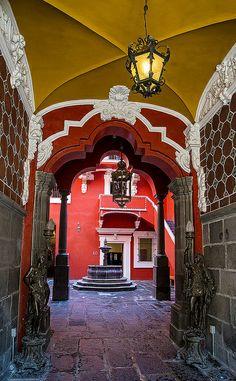 Casa del Alfeñique, Puebla, Mexico.