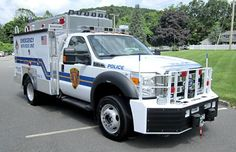 Odyssey Automotive - F250 Fire Dept. Pickup & Mod-U-Slide