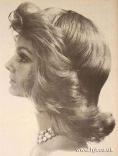 70s hair
