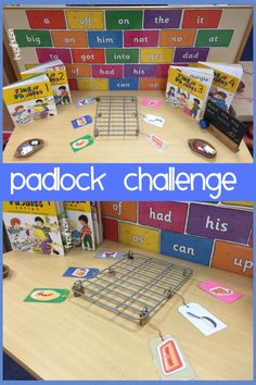 Padlock challenge
