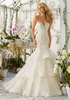 Wedding Dresses, Bridal Gowns, Wedding Gowns by Designer Morilee Dress Style 2810