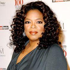 Oprah Winfrey, one smart lady!