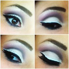Created using Benefit Cosmetics Sexiest Nudes palette - hayleycakes.blogspot.com