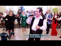 Cristian Banateanu live 2020 Program de hore partea 2 Revelion la Rest. Regna Cristall Bals - YouTube Programming, Youtube, Club, Live, Movies, Movie Posters, Musica, Films, Film Poster