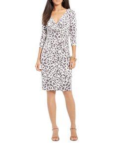 Lauren Ralph Lauren Floral Print Dress