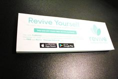 Revive - Massage delivered to your door! Same day! We just print the coupons. Enjoy.