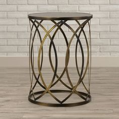 House of Hampton Arienne End Table