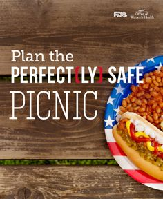 If you're not careful, picnics and barbecues can lead to foodborne bacteria and illness. Read on for simple safety guidelines for getting your food to the picnic, and preparing and serving it safely once you've arrived.