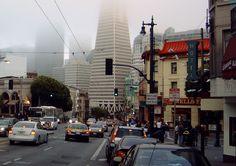 Wandering Soul, Wondering Mind — cityhopper2: Misty San Francisco at Columbus and...