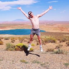 take me back to the southwest  #sweatygaycation by bigandmilky