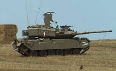 M48 Pereh with Spike NLOS atm (Israel)