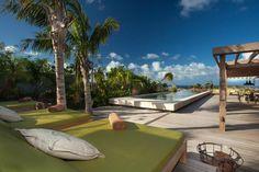 Villa Imagine - 3 bedrooms, gorgeous view and great design - Happy Villa St Barth #stbarts #villarental #luxury #paradise