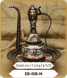 Osmanlı İbrik Leğenli (Mineli)