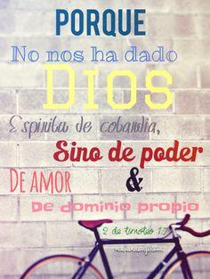 #dios #diosfrases #esperaenjehova Amor, Bible, Abundance
