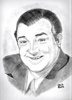 Lou Costello Of Abbott And