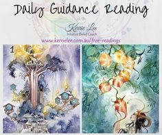 Free spiritual guidance reading for Wednesday 13 July. Choose an image that resonates and head on over to the website to read your message! ♡