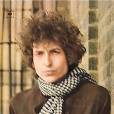 Blonde on Blonde. When I was younger, I was convinced this image was my mother, fact.