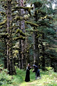 Did you know that Alaska has it's own version of Middle Earth. It's on Spruce Island off of Kodiak Island and happens to be where Saint Herman lived. Kodiak Island, Growing Gardens, Orthodox Christianity, Film Inspiration, Christian Church, Culture Travel, Pilgrimage, Middle Earth, Christians