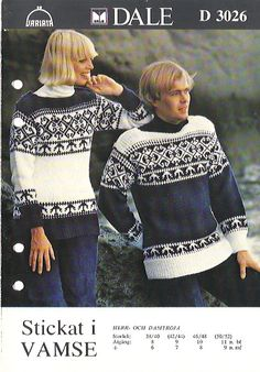 D 3026 Vintage Knitting, Threading
