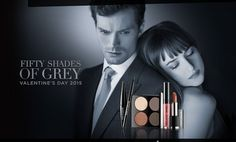 GIVEAWAY: Score the Make Up For Ever Fifty Shades Of Grey makeup collection by Re-Pinning & Commenting BELOW!