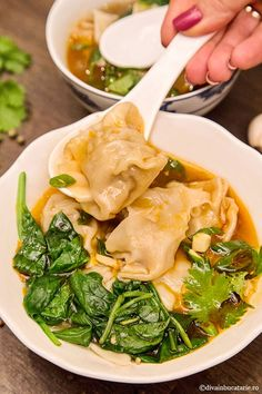 Asian Recipes, Ethnic Recipes, Thai Red Curry, Donuts, Chips, Soup, Beignets, Potato Chip, Asian Food Recipes