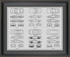 Mazda 121 1988 blueprints ai cdr cdw dwg dxf eps gif jpg mazda blueprint collection drawing art car auto gift bmzda2024 malvernweather Choice Image
