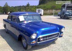 #VintageCars 1955 CHEVROLET BEL AIR VIN: 55N029196