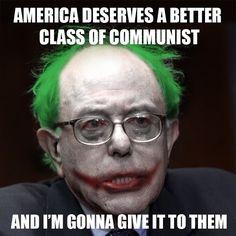 Anti Bernie Sanders Meme | When you cut through the Bernie Sanders BS, this is basically his ...