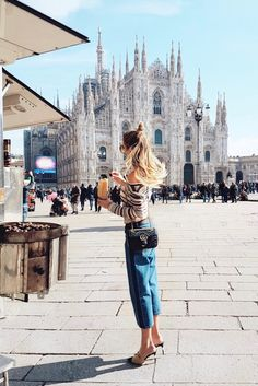 Chestnuts at Il Duomo I Milan: http://www.ohhcouture.com/2017/03/monday-update-45/ #ohhcouture #leoniehanne