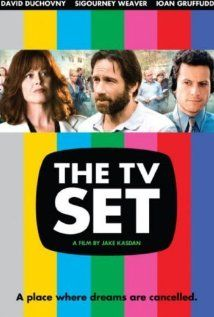 The TV Set. The story of a TV pilot as it goes through the Network TV process of casting, production and finally airing.