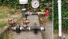 Homemade Ram Pump: Perfect For Remote Areas Where Electricity Or Fuel Is Limited Or Unavailable